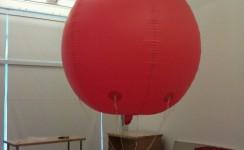 Flatland ARG!!! - Physical Balloon