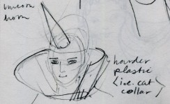 Flatland ARG!!! - Concept Sketch