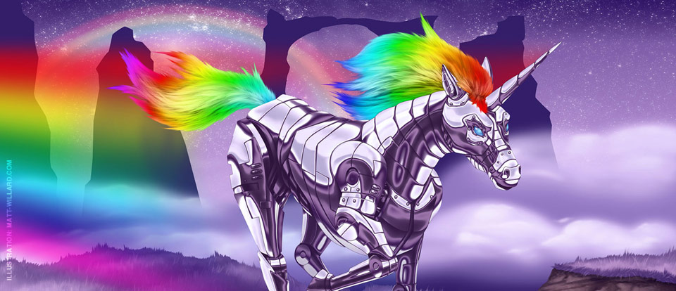 robot_unicorn_attack_gamelab