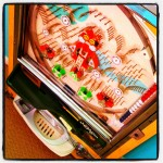 CHRISTIAN MONTONE iPhone Instagram Photo Vintage 1960s Pachinko Machine[1]
