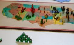 Propheteers - Game Board + Gameplay Detail