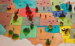 Propheteers - Game Board