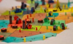 Propheteers - Game Board Detail
