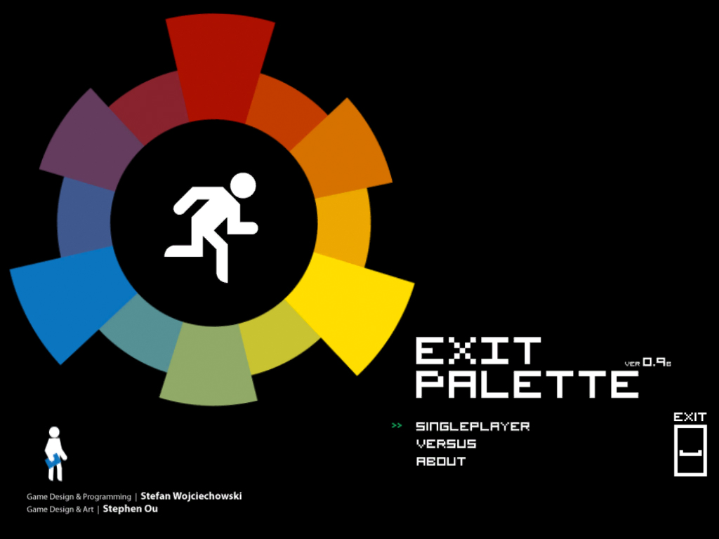 Game color theory - Exit palette title screen download image game color theory