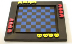 Pacwars - Game Board