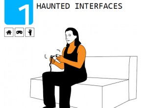 Haunted interface
