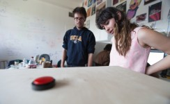 Nick Crockett & Nikita Arefkia, Workshop UCLA Game Lab