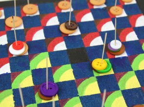 Button Burgers - Board Detail