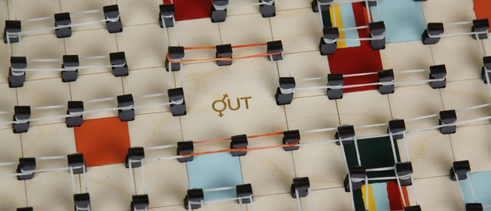 Out - Game Board Detail