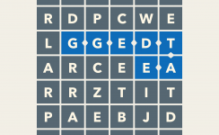 Word Shift - Single Player Game
