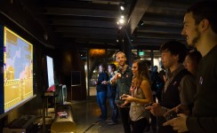 EMP Museum Indie Game Revolution Launch Party