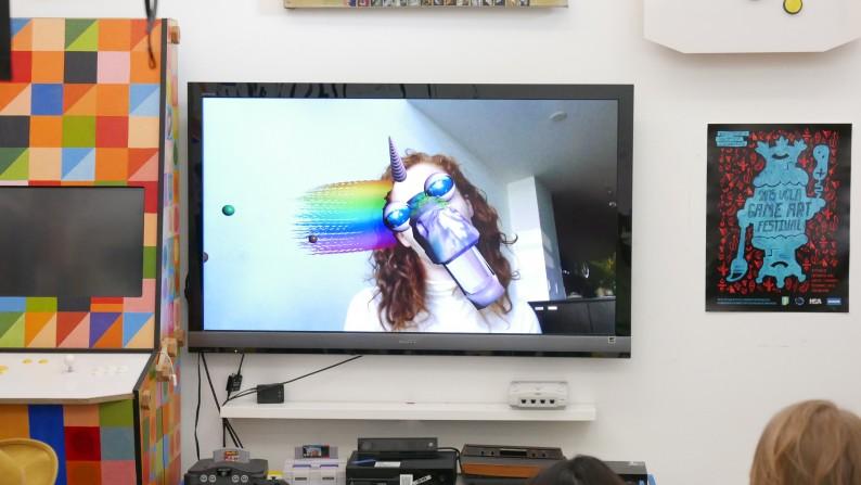 AR Bodybuilidng - unicorn